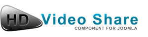 HD Video Share - Joomla